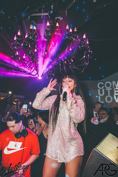 Saweetie @ Love + Propaganda 3/21/2019