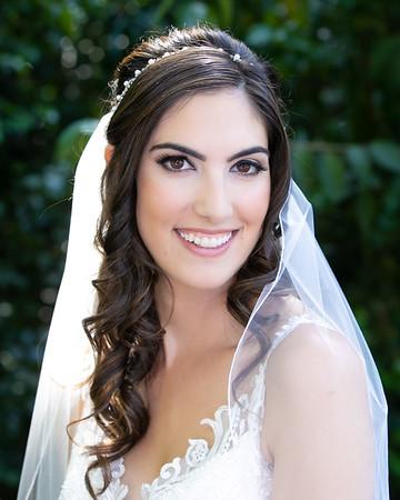 Haley and Ryan - Bridal Portraits