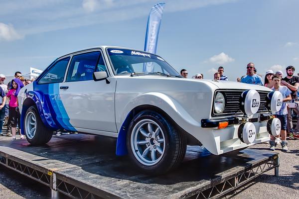Classic Ford Show 2014 - Santa Pod
