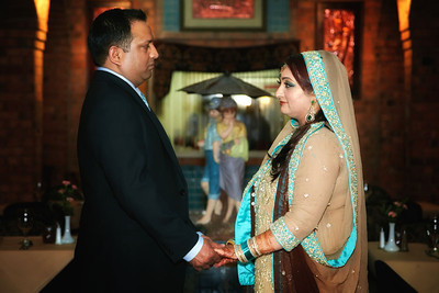 Maria and Mohiuddin Wedding