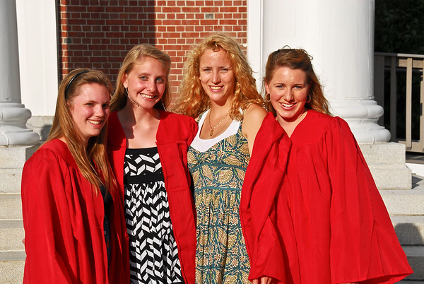 CVU Class of 2008 Convocation