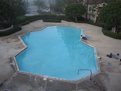 Oxford Court Pool Project
