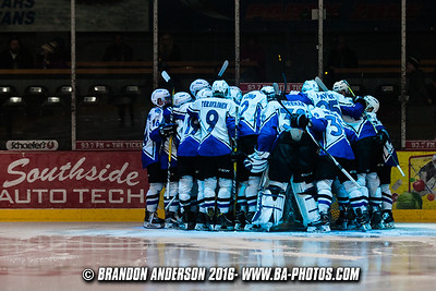 12.30.16 Lincoln Stars vs Sioux City Musketeers