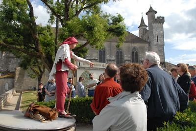 Historic Tour of Monflanquin