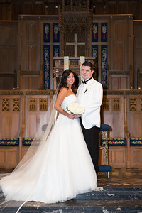 Lindsey and Teana Wedding - Couple, Family and Wedding Party