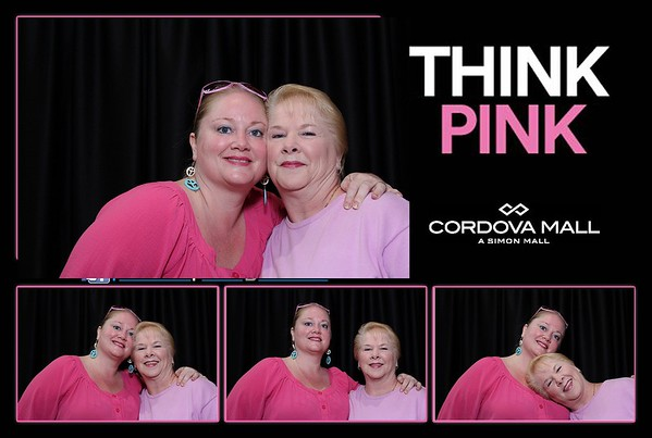 Think Pink - Cordova Mall 10-3-2015