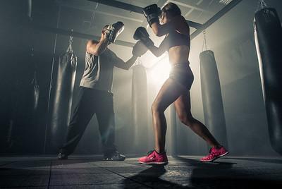 Nike Pro | Kickboxing