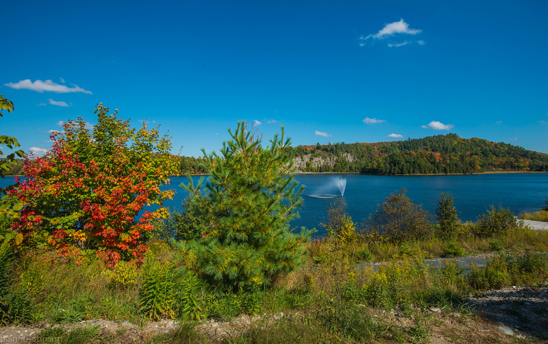 Fall in Elliot Lake