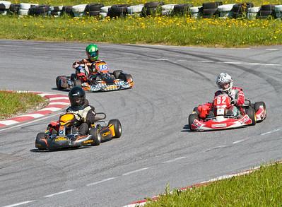 Go Kart, Eikås, 4. June 2011