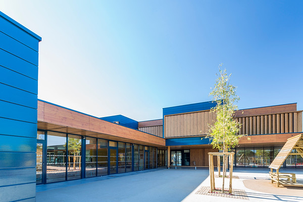 Las Fonses School - Toulouse, France
