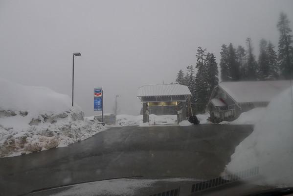Snoqualmie Pass Mar 19, 2013