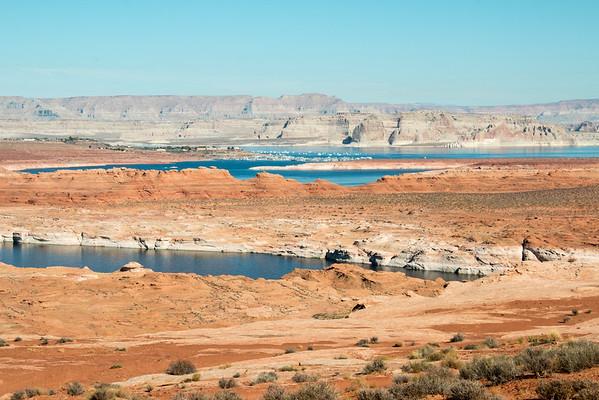 Lake Powell / Antelope Canyon / Horsehoe Bend / Marble Canyon / Page, Arizona / Glen Canyon NRA