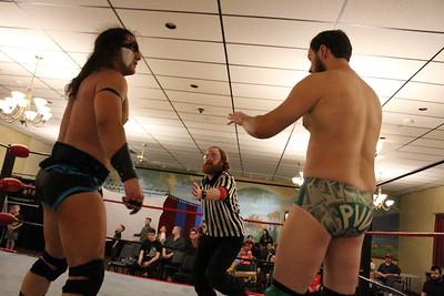 NCW Tag Team Championship NCW Tag Team Champions Kool People vs. The Aristocrats