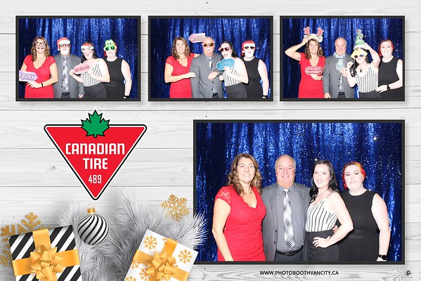 Canadian Tire #489 - Holiday Party 2020