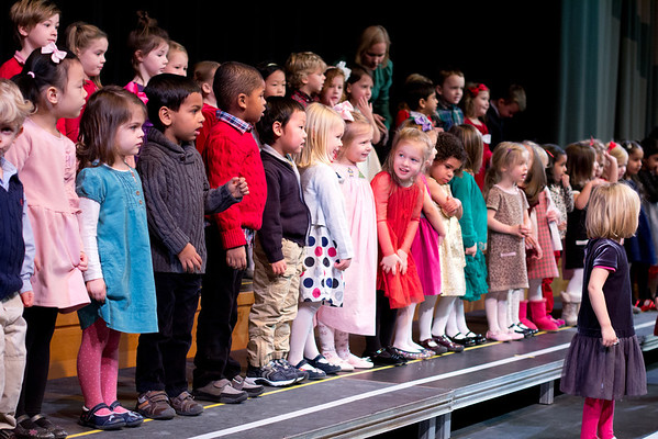 Early Childhood Christmas Program