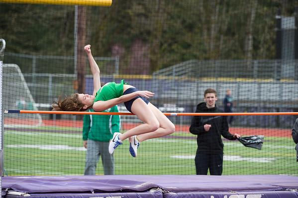 Issaquah - Womens High Jump