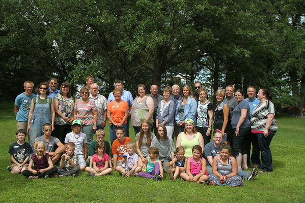 Hedlund Family Reunion