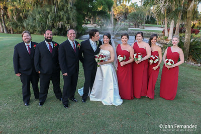John & Christina Ford Wedding