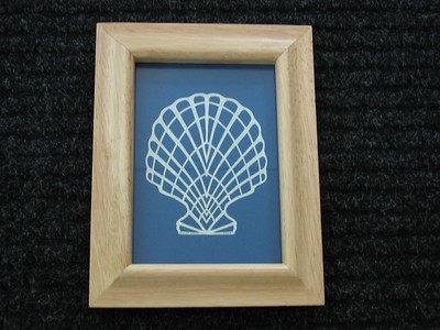 Janet Lynch - Scherenschnitte - Framed Paper Cuttings