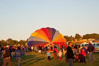 Reno Baloon Race 2010