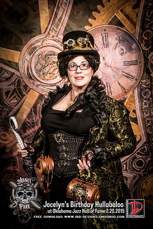 Hullabaloo at the Depot with Abney Park 2-20-15