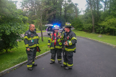 7-4-18 Possible Structure Fire, Ferris Drive, Photos By Bob Rimm