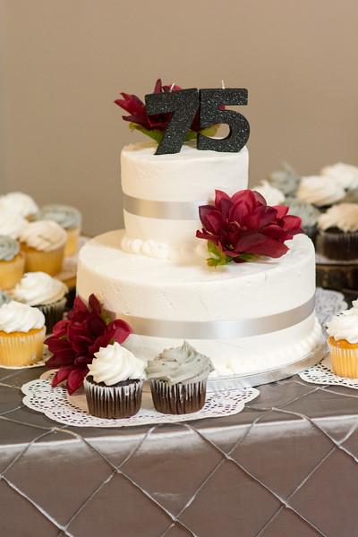 Mrs. Roger's 75th Birthday Celebration