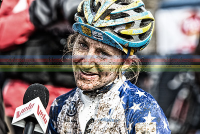 2013 CX Worlds - Elite Women Louisville, KY 2/2/2013