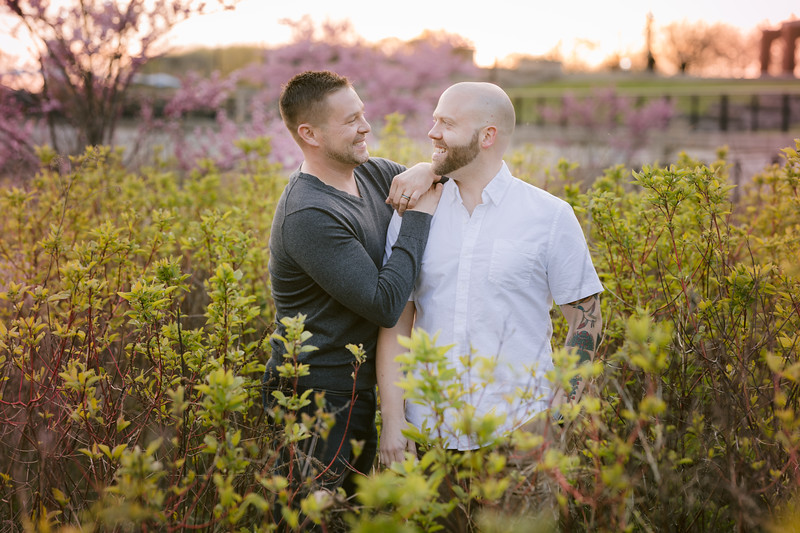 Columbus Engagement Photography