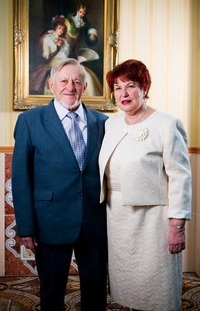 Golden Wedding Anniversary - Mark and Alla