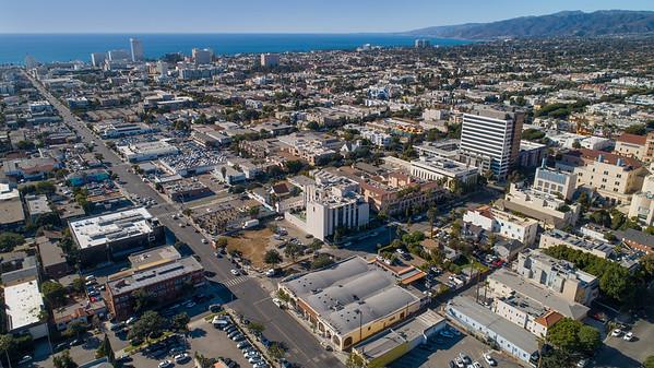 Lexus Santa Monica dealership photos 2020