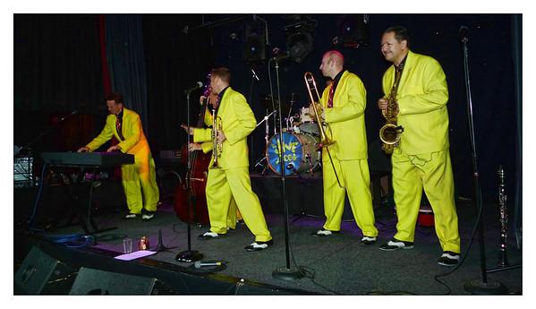 Jump Jive & Boogie, Bodelwyddan, Friday Night - October 2009