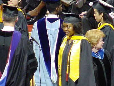 Alexis' Graduation Day