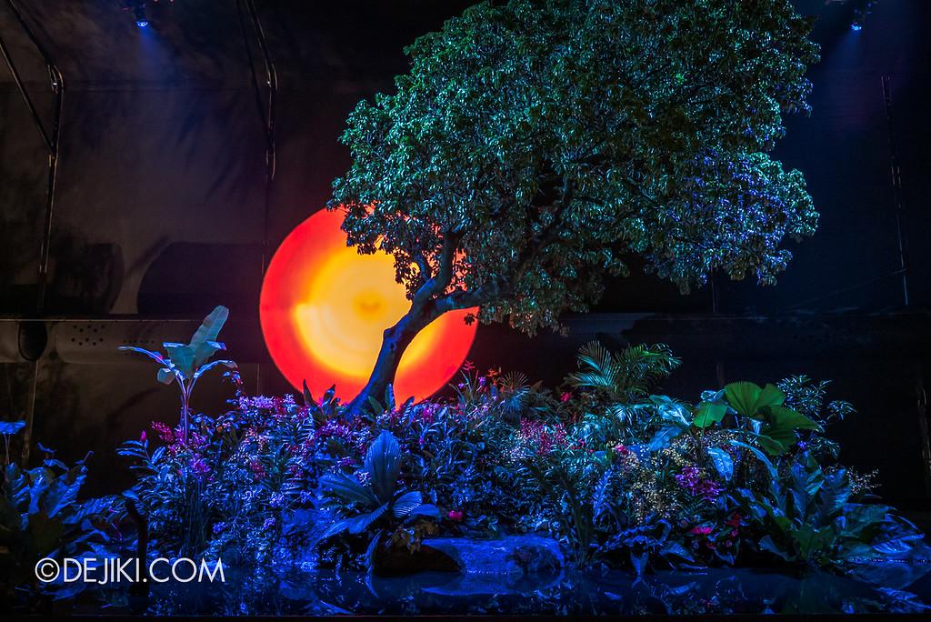 Singapore Garden Festival 2018 - Fantasy Garden / Sunset
