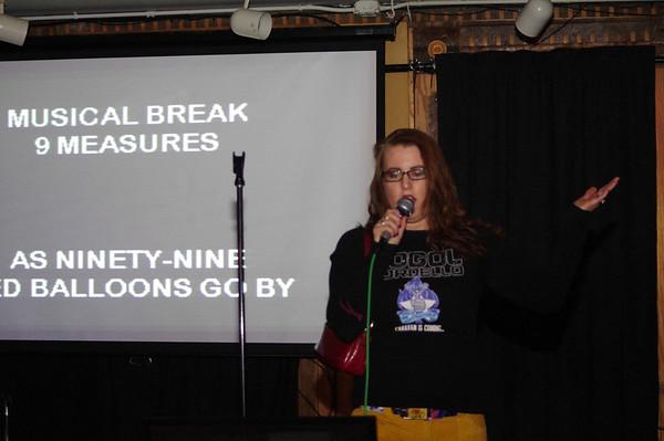 Karaoke 2011-01-21