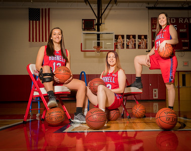 Hornell Girls Varsity Seniors