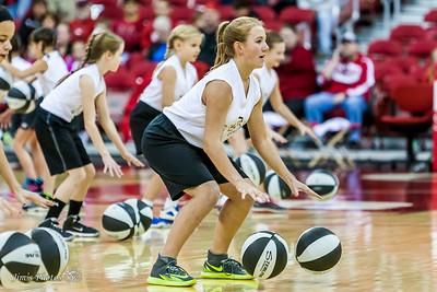 UW Sports - Women's Basketball - Nov 14, 2015