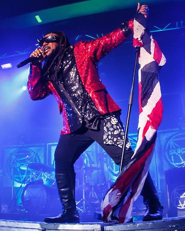 Skindred, Crossfaith, HedPE @ Manchester Academy
