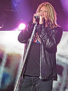 Def Leppard in Perth