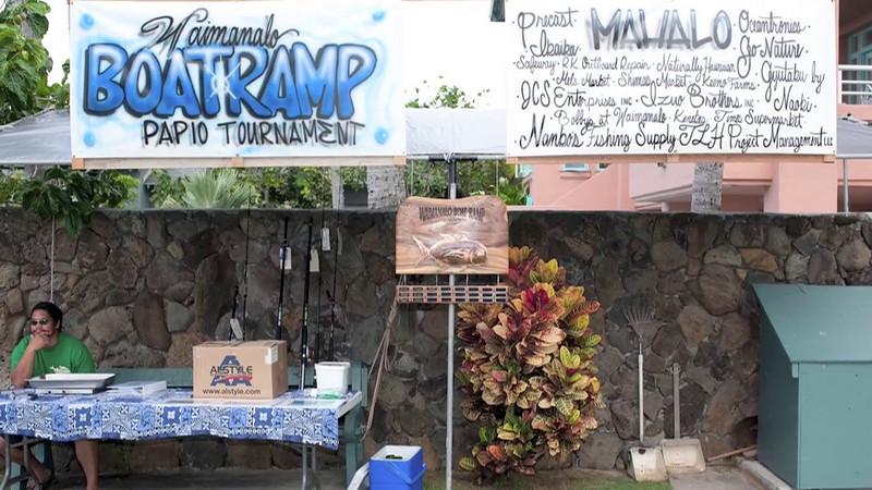 2009 Waimanalo Boat Ramp Papio Tourney