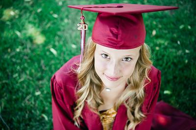 Angelica Graduation