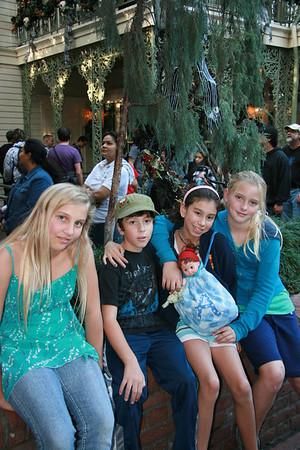 Disneyland November 2009