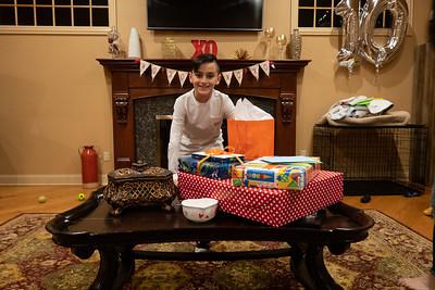 Gavin's Birthday 2019