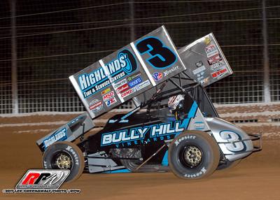 Williams Grove Speedway - 9/29/17 - Lee Greenawalt