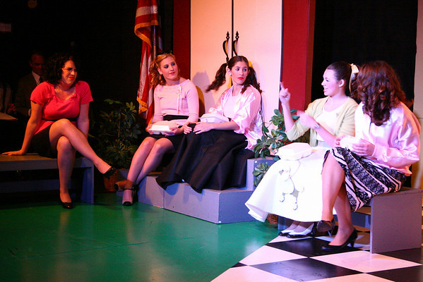 "ICODA's Centerlight Theatre presents, ""Grease"" (May, 2009)"