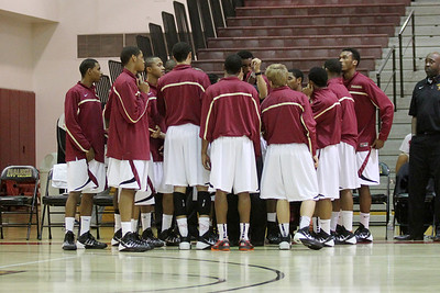 PCC Mens Basketball 11/29 vs Occidental