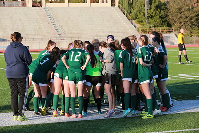 2015_03_04 Girls Soccer CIF Open Div SemiFinals LCC 3 vs Cathedral Catholic 2