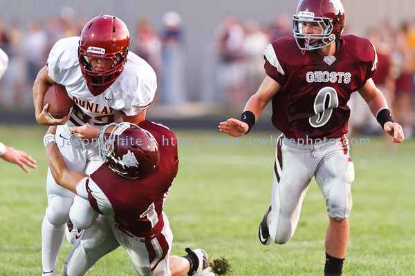IVC vs Dunlap Varsity Football