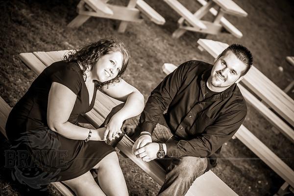 Amanda & RJ Engagement