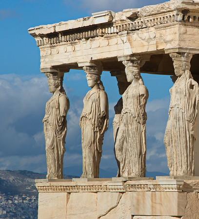Athens: cradle of Western civilization